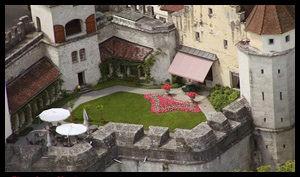 Средневековые замки Швейцарии