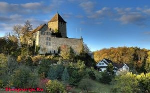 Замок Херблинген. Château d'Herblingen
