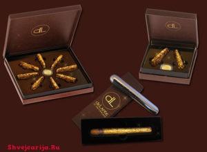 Швейцарский шоколад ДеЛаФе (DeLafee)