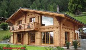 Купить дом в горах Швейцарии
