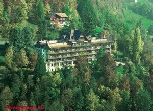 Лечение в путешествии по Швейцарии
