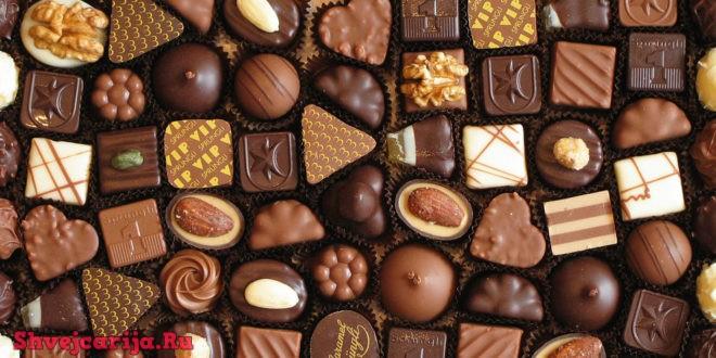 Шоколад — это любопытно!