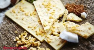 Швейцарский белый шоколад