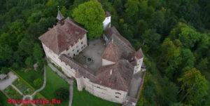 Замок Кибург. Schloss Kyburg