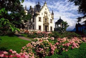 Замок Меггенхорн. Schloss Meggenhorn