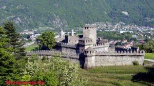 Замок Монтебелло. Castello di Montebello