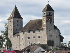 Замок Рапперсвиль. Schloss Rapperswil