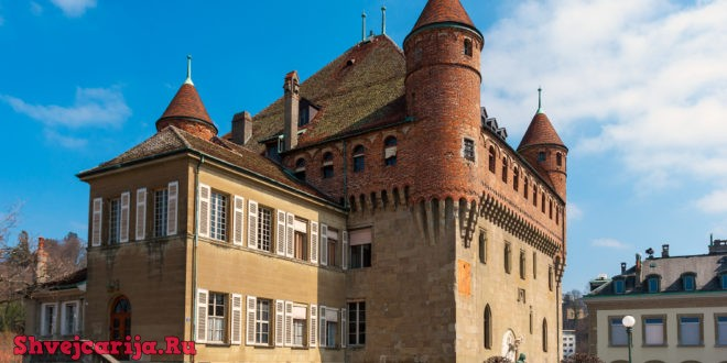 Замок Сен-Мэр. Château Saint-Maire