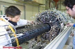 Исследования ЦЕРН