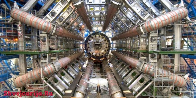Большой адронный коллайдер. The Large Hadron Collider (LHC). БАК