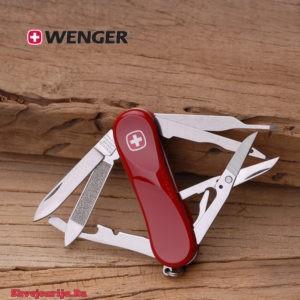 Бренды швейцарских ножей