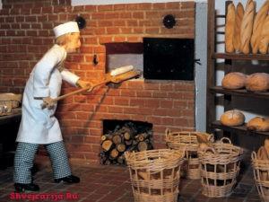 Дом Зерна и Хлеба в Echallens