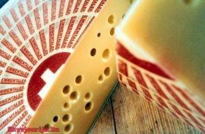 Швейцарский сыр Эмменталь. Emmentaler