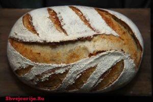 Ули-хлеб на пшеничном пиве. Ueli Weizenbier-Brot
