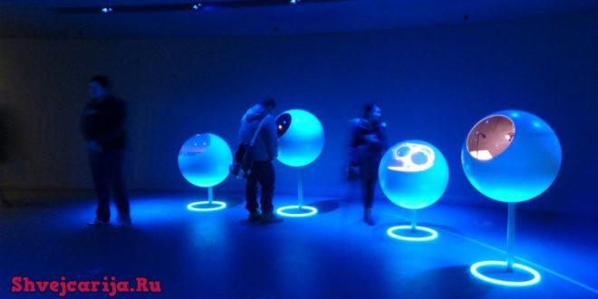 Музей ЦЕРН. CERN