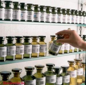 Швейцарская парфюмерия Givaudan