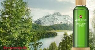 Швейцарская парфюмерия Victorinox
