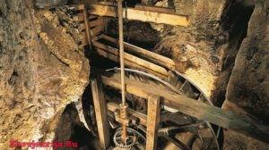Подземные мельницы Col-des-Roches