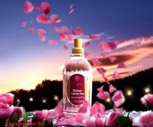 Швейцарская парфюмерия