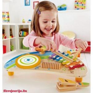 Швейцарские детские игрушки