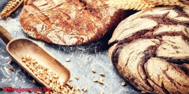 Швейцарский хлеб