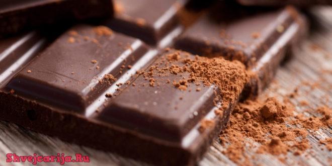 Бренды швейцарского шоколада