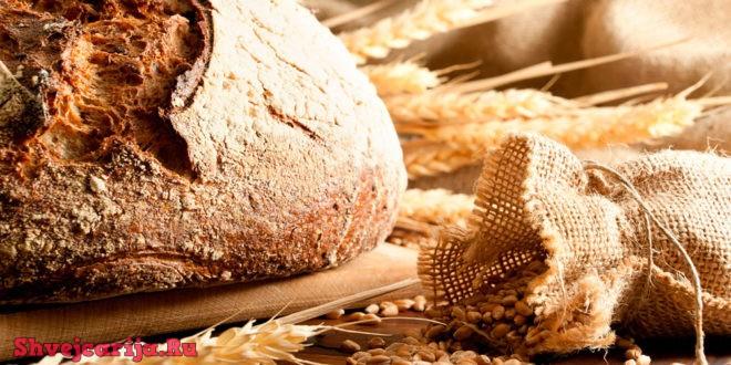 Сорта швейцарского хлеба