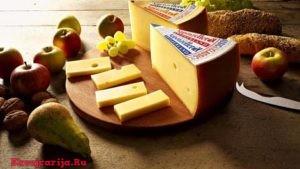 Сыр Аппенцеллер. Appenzeller