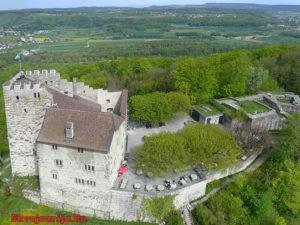 Замок Габсбург. Schloss Habsburg