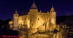 Замок Грансон. Château de Grandson