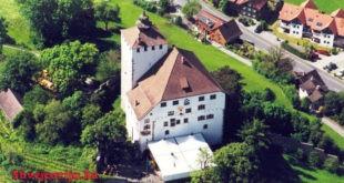 Замок Верденберг. Schloss Werdenberg