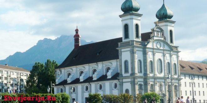 Католицизм в Швейцарии