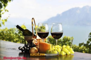 Красные вина Швейцарии