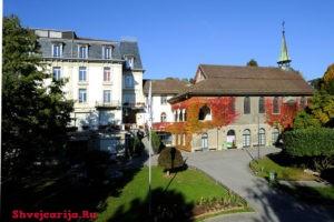 Швейцарский колледж Champittet - элитная католическая школа