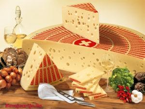 Сыр Emmentaler