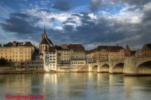 Кантон Базель-Штадт. Basel-Stadt