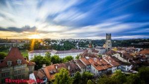 Кантон Фрибур. Fribourg