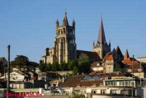 Кантон Во. Vaud