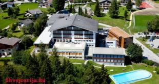 Les Roches – дом и ВУЗ