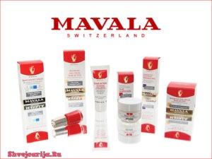 Косметика от фирм Mavala иHormeta
