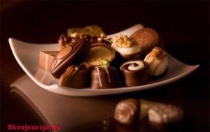 Швейцарский шоколад в подарок