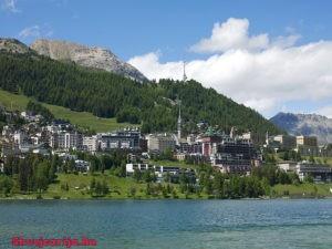 Санкт-Мориц. St. Moritz