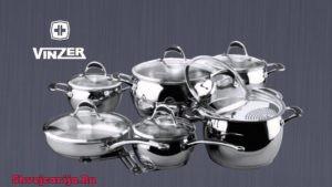 Посуда от компании Vinzer