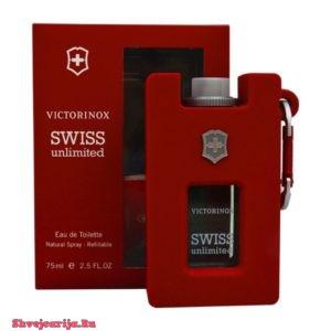 Швейцарская парфюмерия Vixtorinox