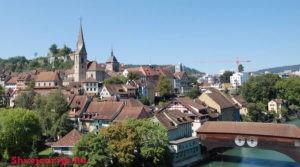 Баден Кантон Аргау. Aargau