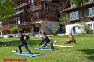 Швейцарская школа d'Humanité - школа семейного типа