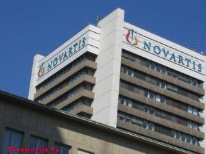Фармакологическая корпорация Novartis International AG