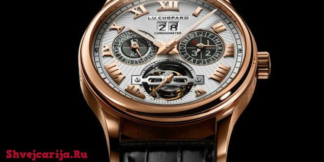 Швейцарские часы Chopard