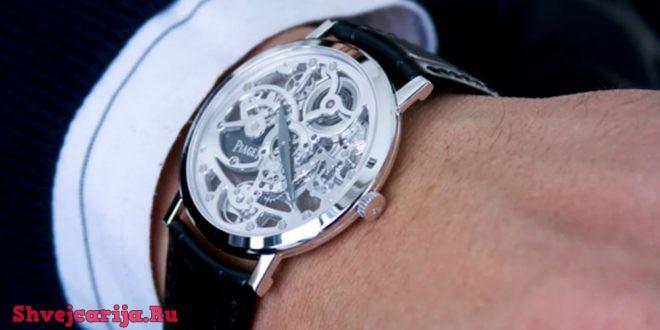 Швейцарские часы Piaget SA