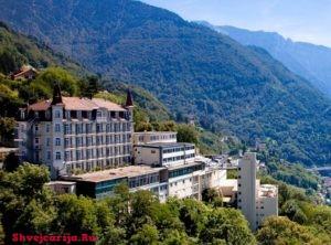 ВУЗы туризма в Швейцарии